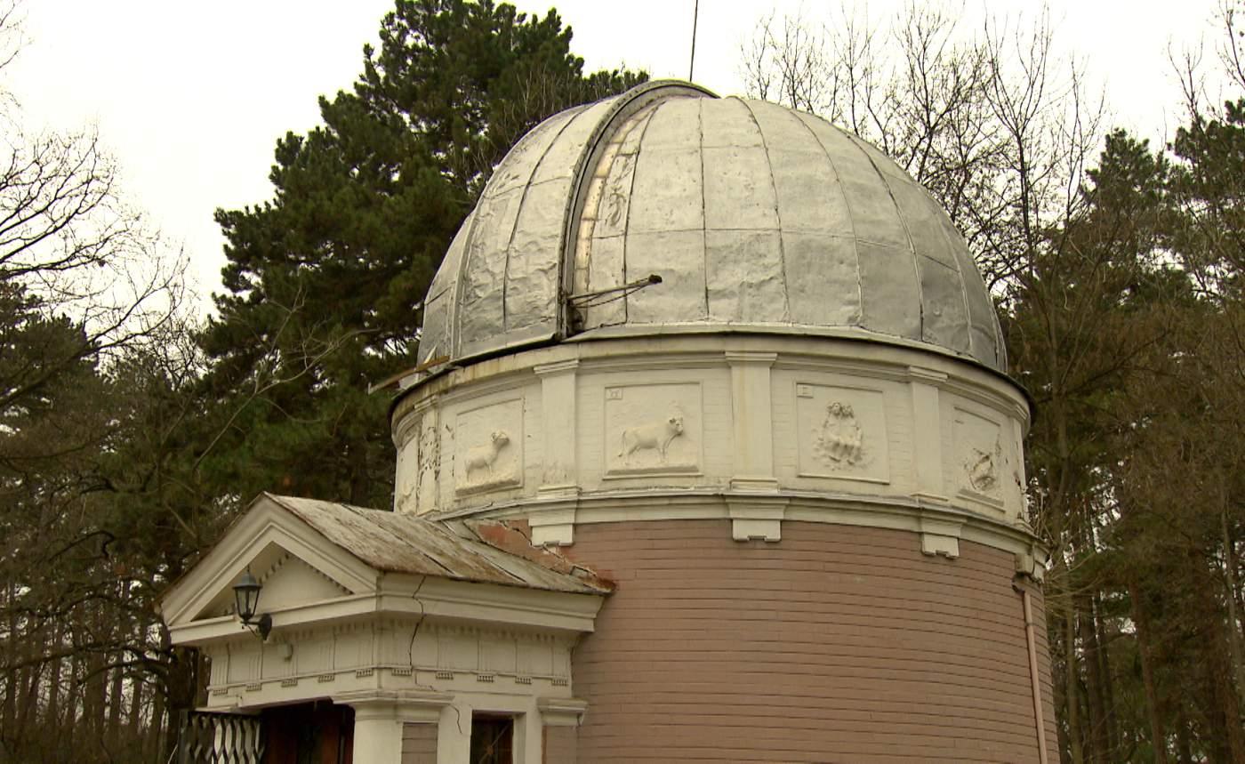 """В първата Астрономическа обсерватория в България с """"Бащино огнище"""""""