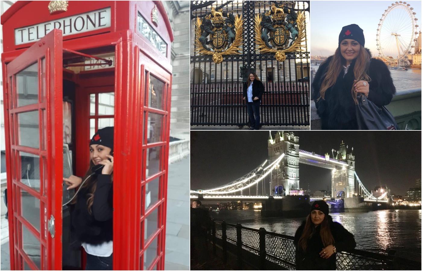 Лондон плени Пепи Христозова
