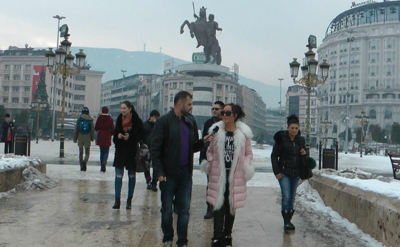 """В Скопие с Ивана ни отвежда """"Песен без граници"""""""