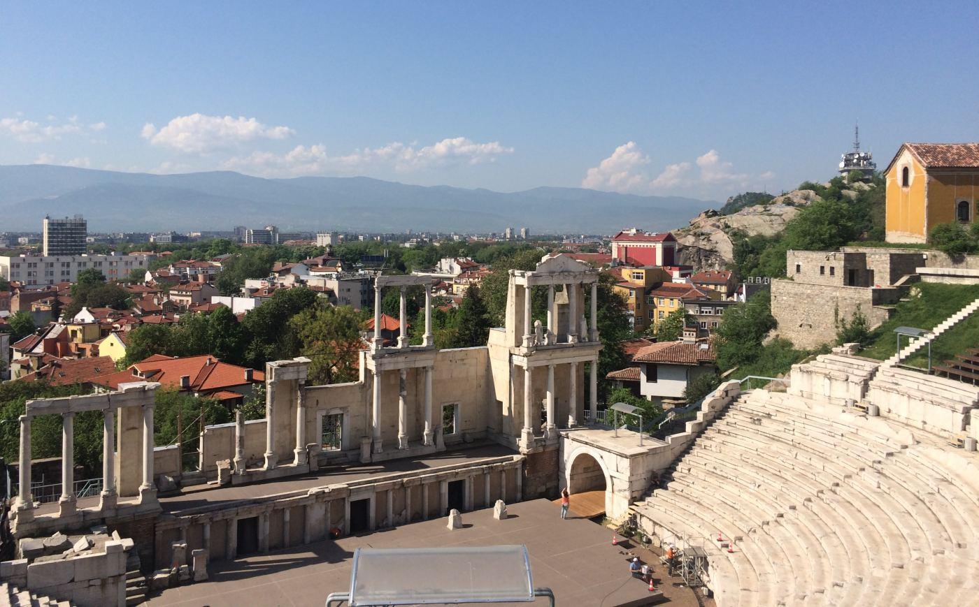 Пловдив – среща през вековете