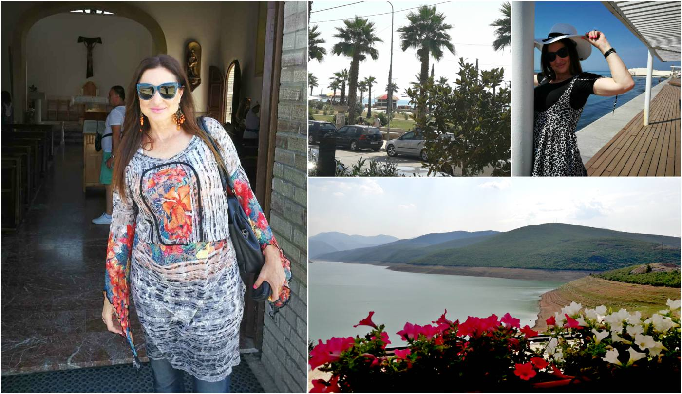 Поли Паскова: Възхитена съм от Албания