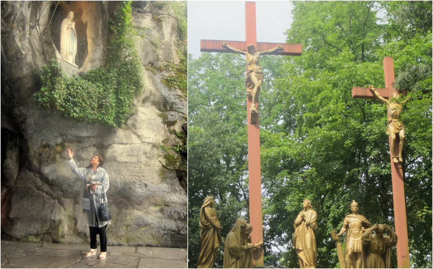 Поли Паскова посети града, в който стават чудеса