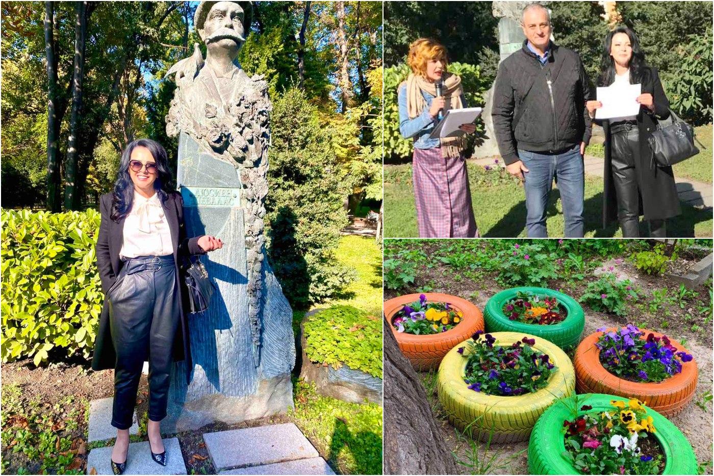 Росица Пейчева с награда за принос в развитието на Пловдив