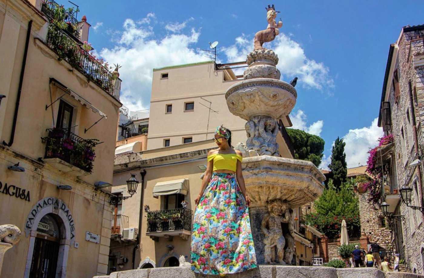 Райна с нова италианска авантюра