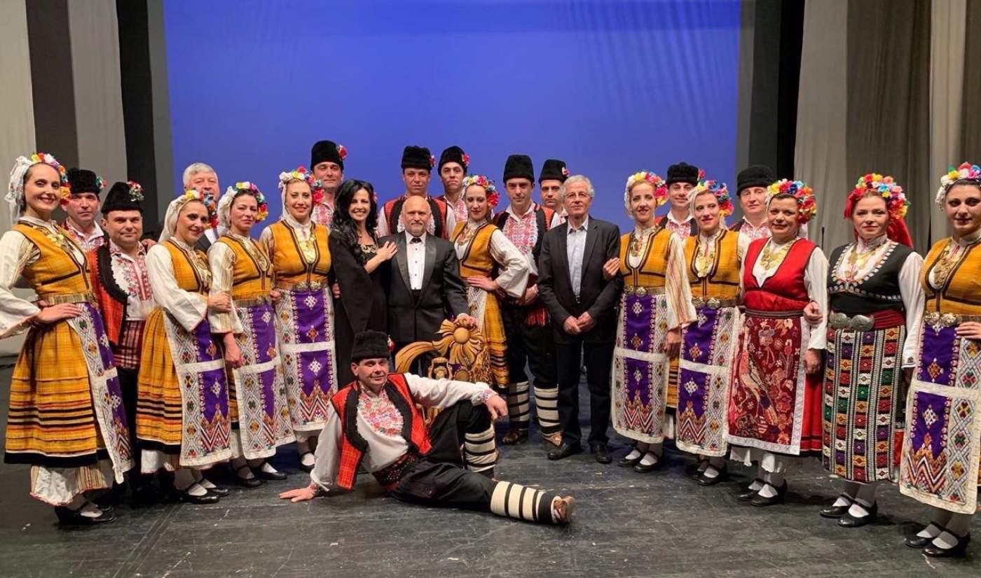 Бурни аплодисменти за Росица Пейчева в Пловдив