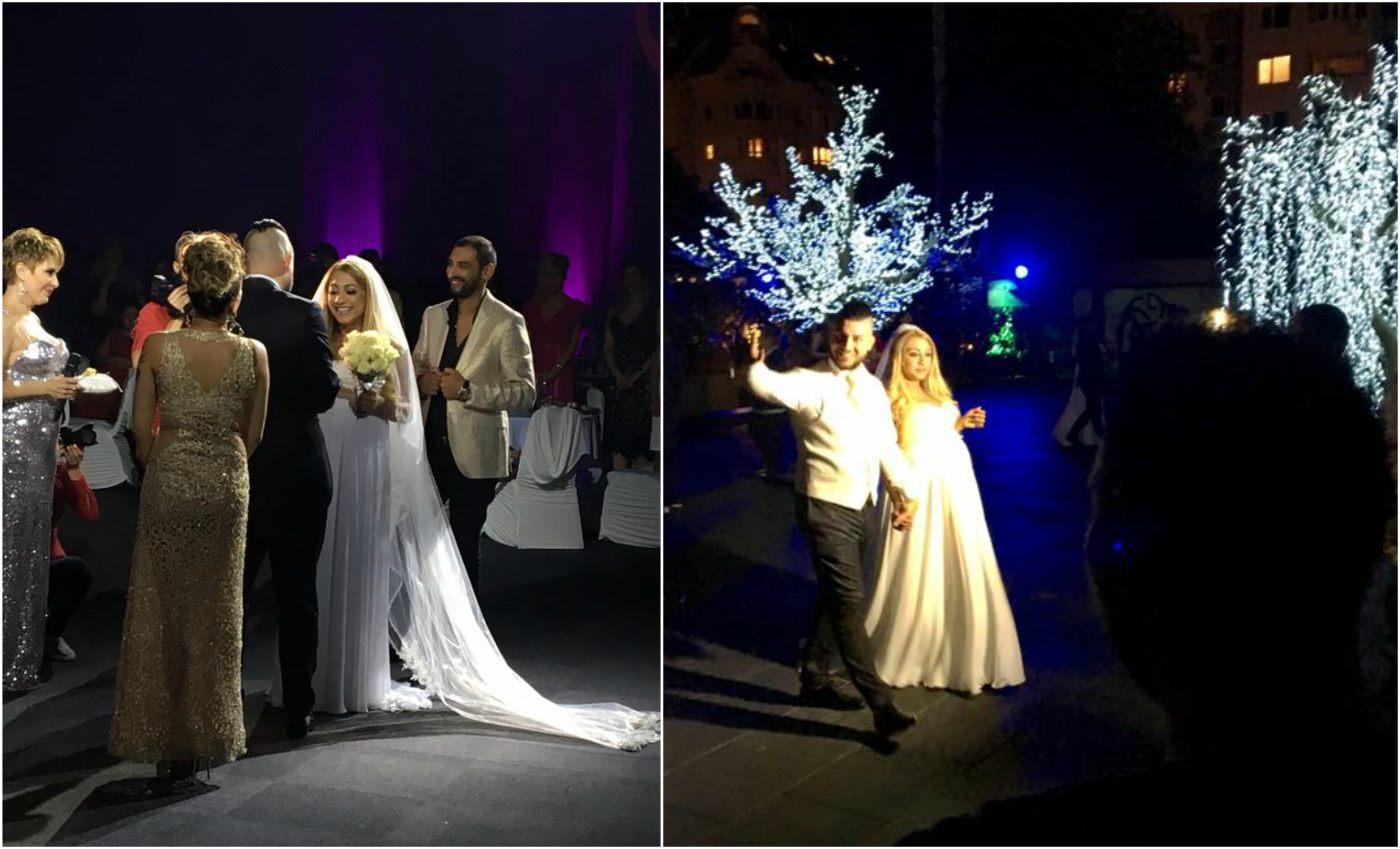 Приказка в бяло за Роксана и Александър