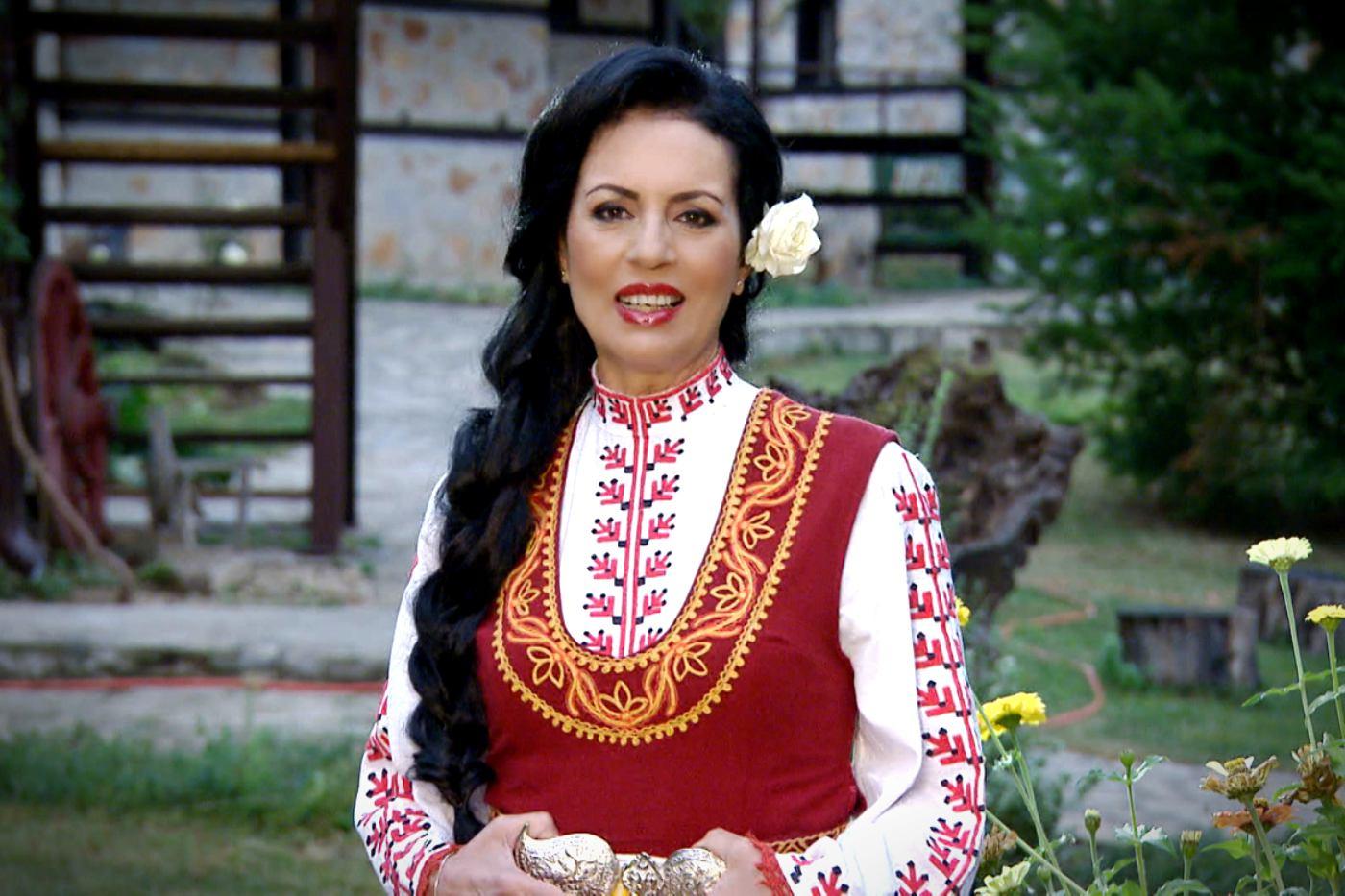 Славка Калчева с нов албум през 2017 година