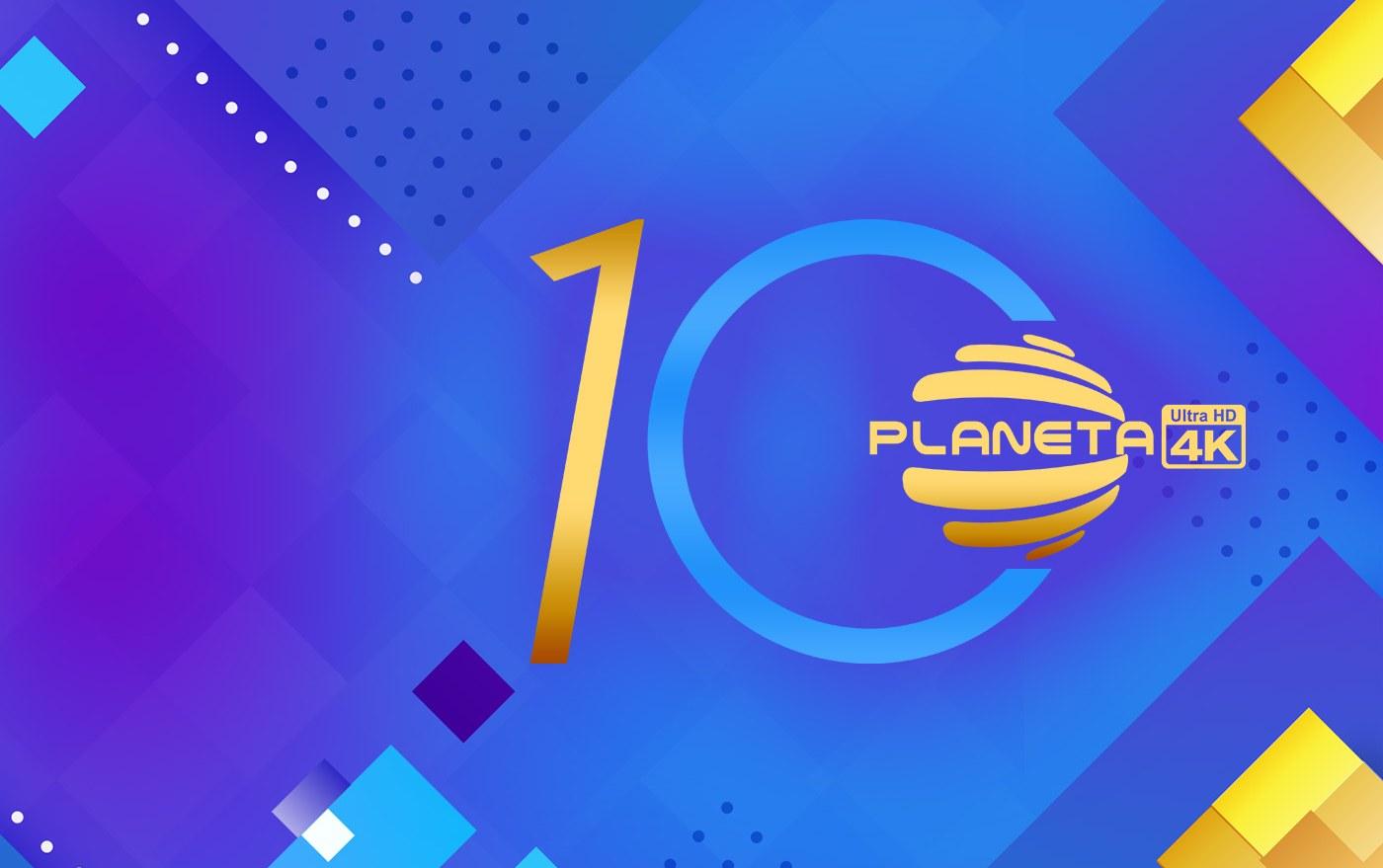 Топ 10 Planeta 4K представя видеоклиповете на 2020 година