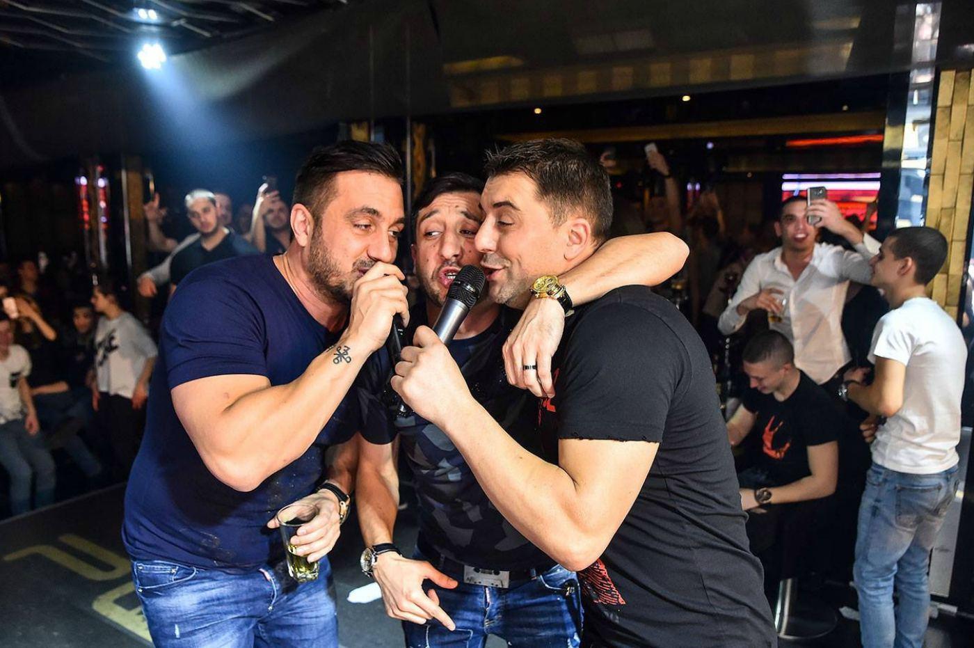 Трио БИК отново заедно на клубната сцена