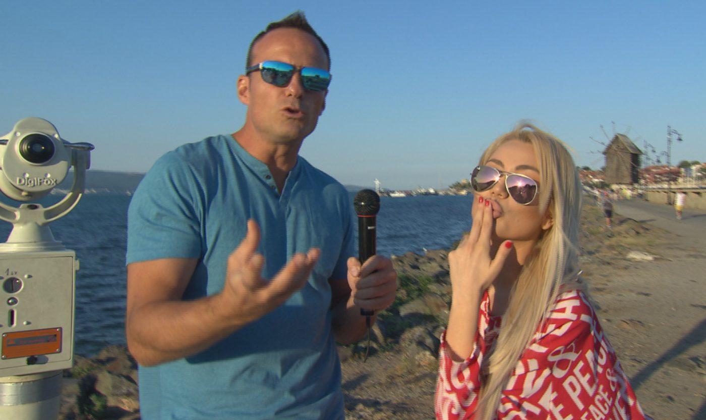 """""""Бъди звезда"""" ни среща с Теди Александрова край морето"""