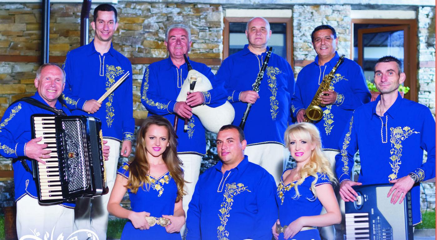 Виевска фолк група празнува с нов албум