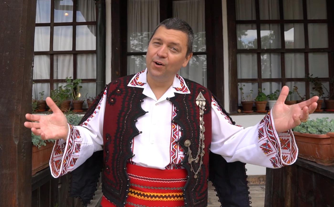 Най-хубавото време за Васил Вълканов