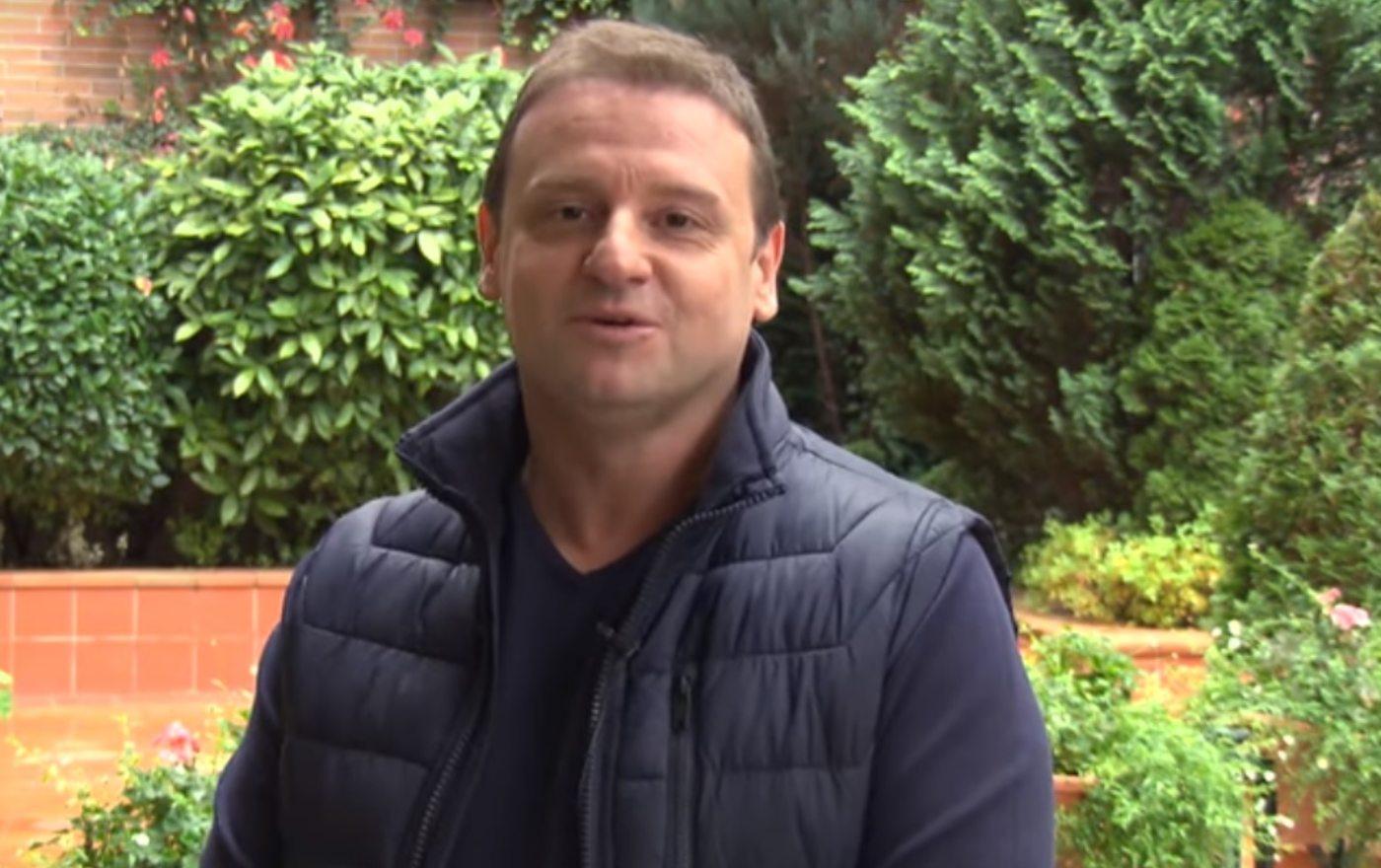 Кино и спорт са любимите занимания на Янко Неделчев