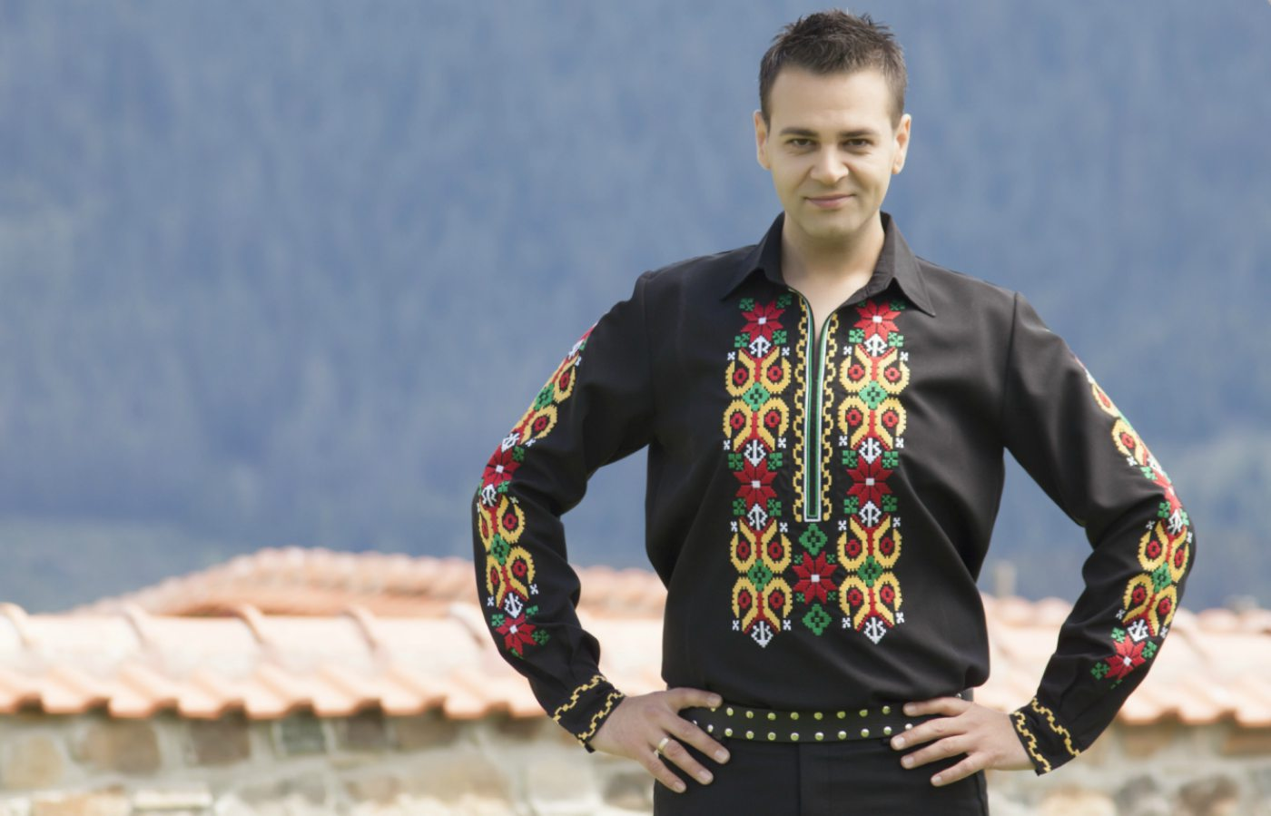 Здравко Мандаджиев – желан гост на фолклорни фестивали